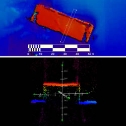 A multibeam survey of the Redbird Reef site off Delaware Bay